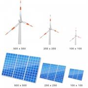 Energieicons