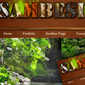 sambesi - Websitebaker Templates